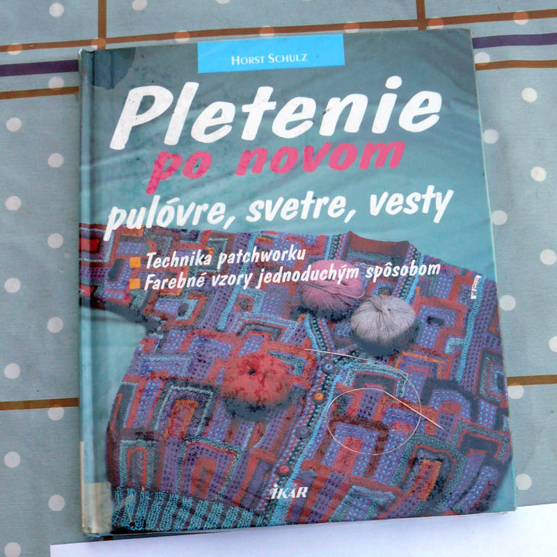 Kniha modulove pletenie