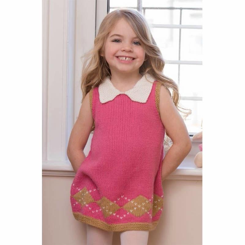 66a129770d54 Dievčenské šaty s vypletaným okrajom