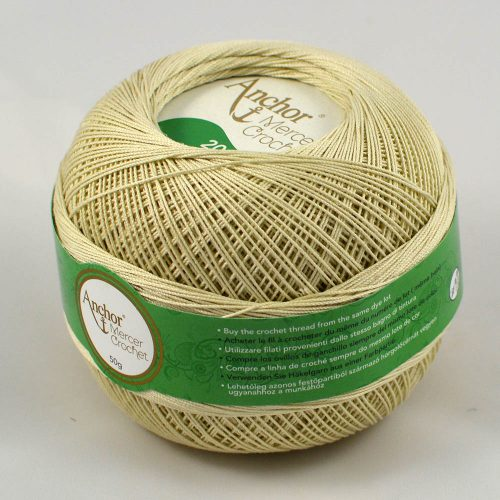 AA Mercer Crochet 20 390 ľanová