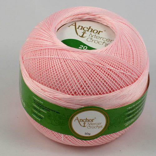 AA Mercer Crochet 20 48 bledoružová
