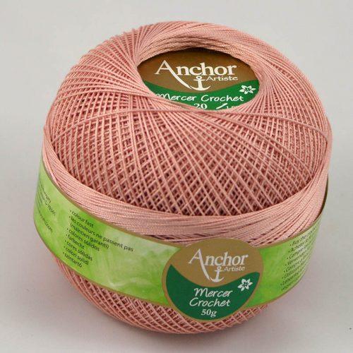 AA Mercer Crochet 20 893 staroružová