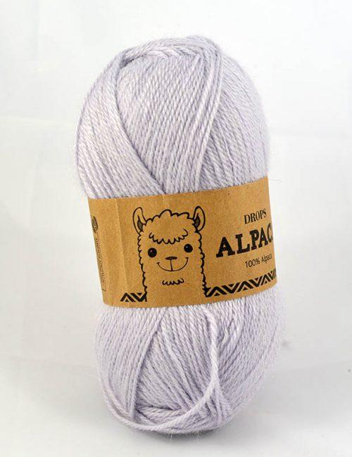 Alpaca uni 8105 Perlová sivá