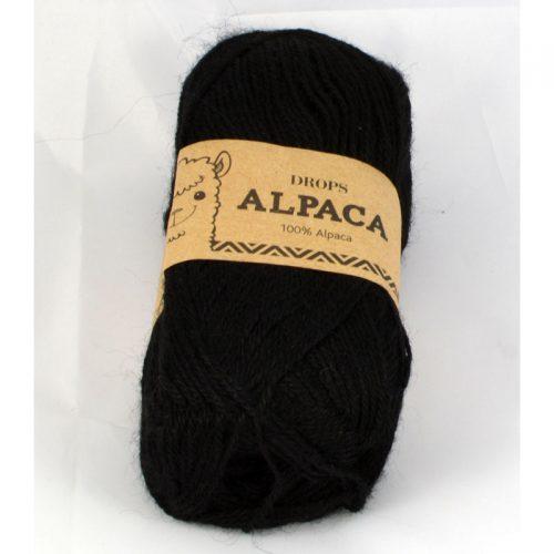 Alpaca 8903 čierna