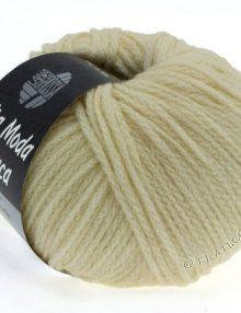 Alta moda alpaca 14 Prírodná biela