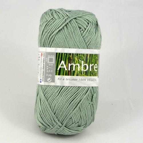 Ambre 141 šalviová zelenosivá