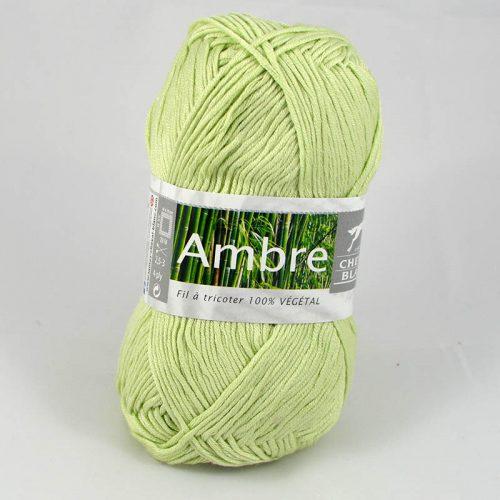 Ambre 166 svetlá zelená