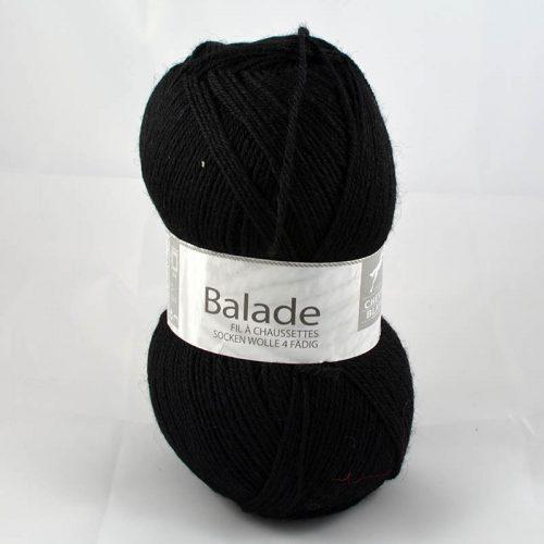Balade 12 čierna