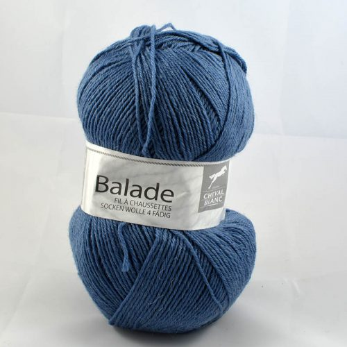 Balade 28 džínsová modrá