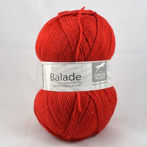 Balade 4 červená