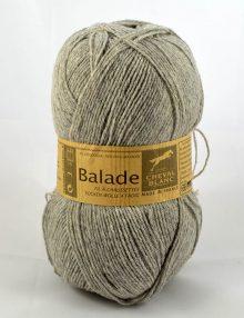 Balade eco 658 flanelová sivá
