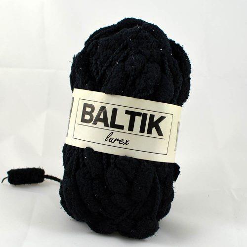 Baltik 212 čierna + trblietky