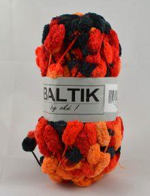 Baltik 40 červená/čierna