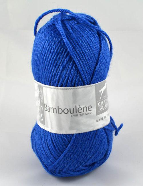 Bamboulene 8 Parížska modrá