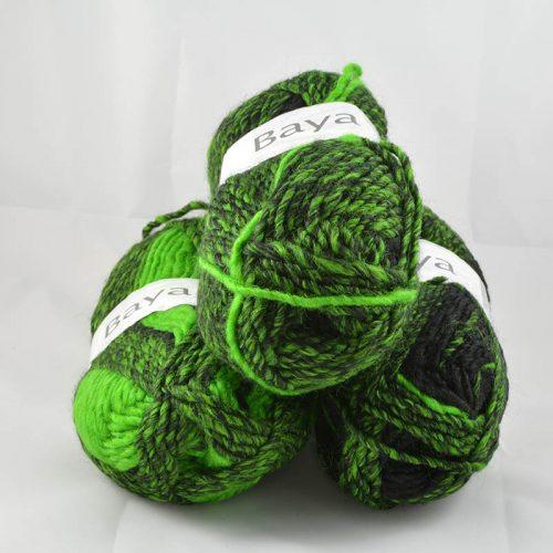 Baya 276 Neónová zelená/čierna