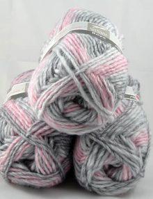Baya 71 Perlová sivá/ružová