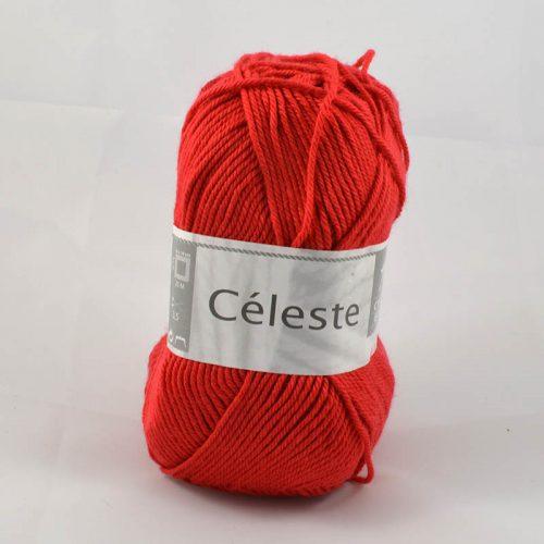 Celeste 4 červená