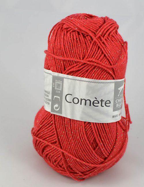 Comete 109 koralová červená
