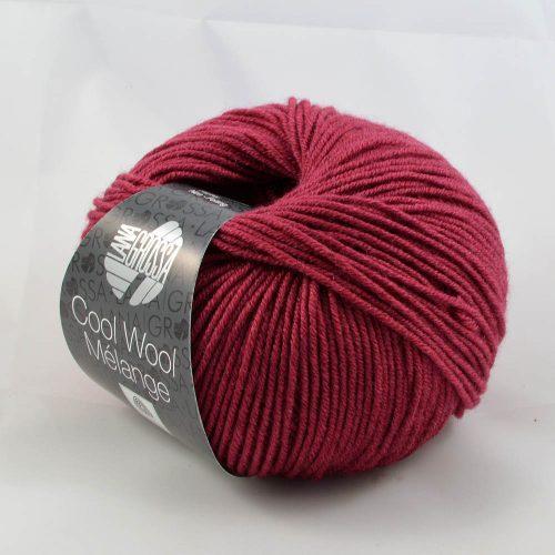 Cool Wool 142 vínová