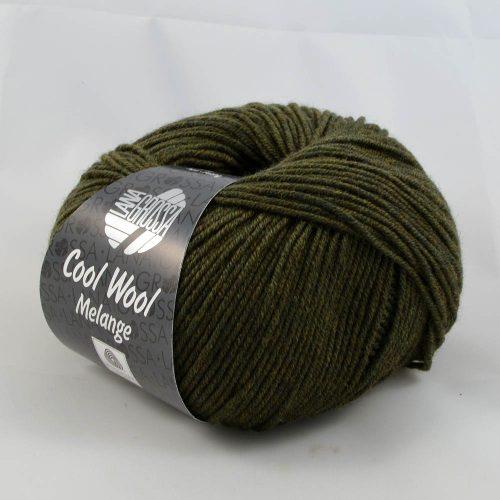 Cool Wool 146 vojenská zelená
