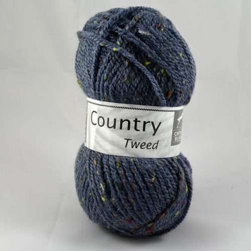 Country tweed 10 džínsová