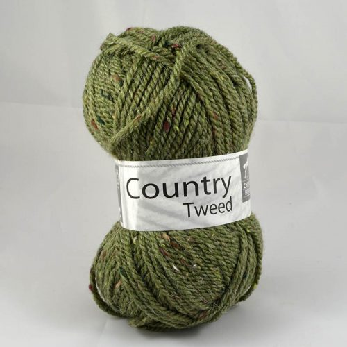 Country tweed 57 khaki