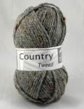 Country tweed 58 flanelová sivá