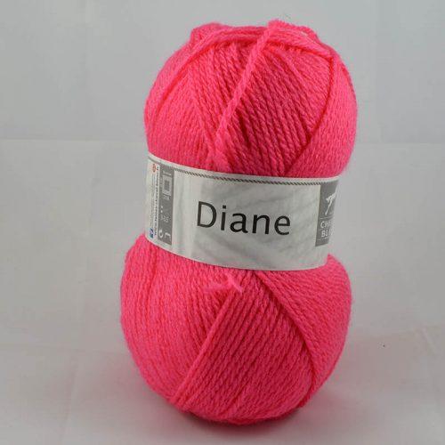 Diane 9 svietivá ružová