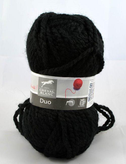 Duo 12 čierna