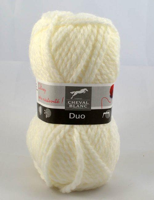 Duo 16 Prírodná biela