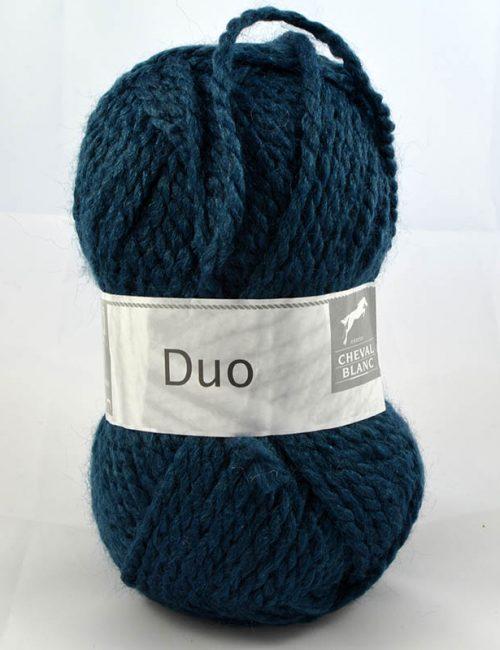 Duo 307 Petrolejová modrá
