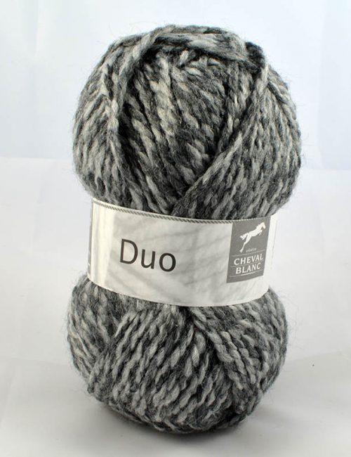 Duo 350 Stredná/svetlá sivá