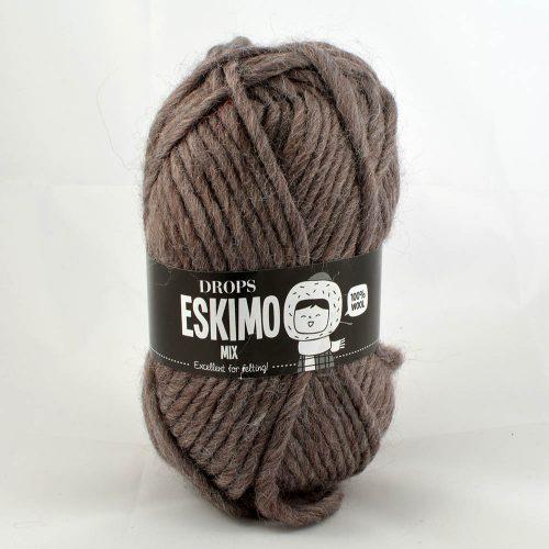 Eskimo mix 23 sivohnedá