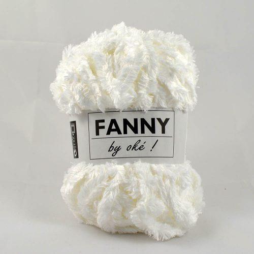 Fanny 11 biela