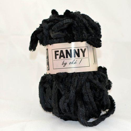 Fanny 12 čierna