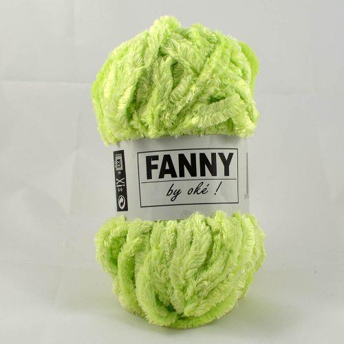 Fanny 166 svetlá zelená