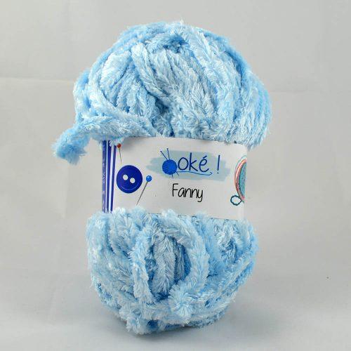 Fanny 291 svetlá modrá
