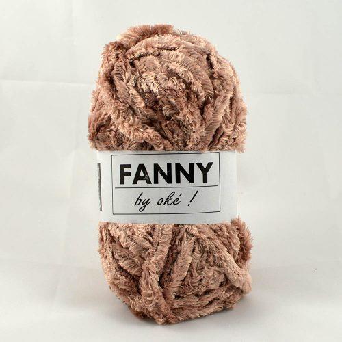 Fanny 304 ružové drevo