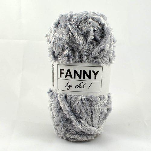 Fanny 58 strieborná