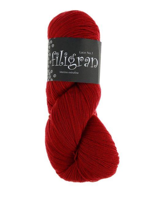 Filigran 2530 červená