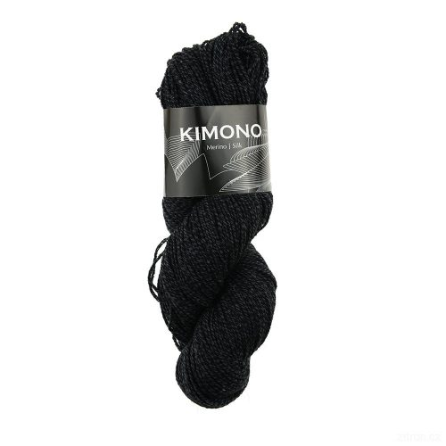 Kimono 4010 čierna