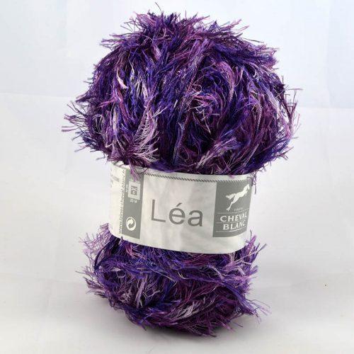 Lea 207 fialový melír