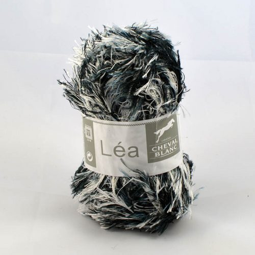 Lea 208 čierno-biely melír