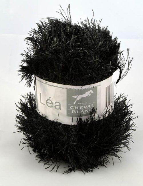 Lea 221 čierna lurex