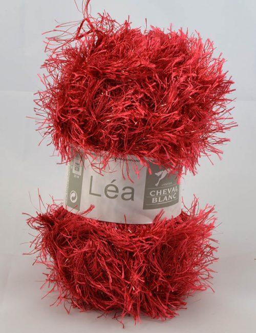 Lea 223 červená/lurex