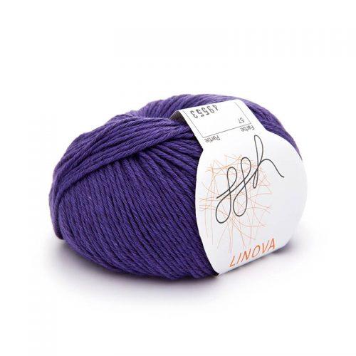 Linova 57 fialová
