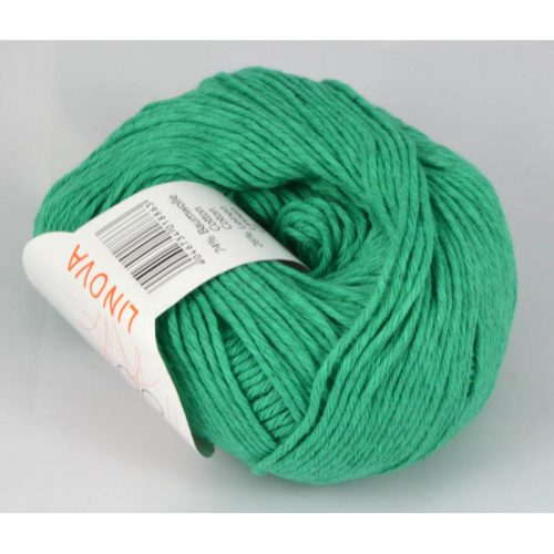 Linova 49 smaragdová zelená