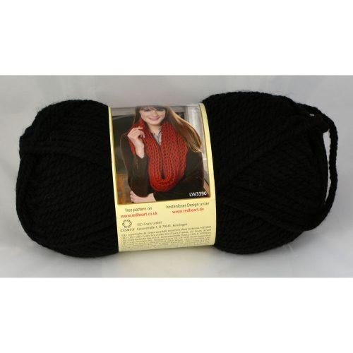 Lisa big 199 čierna