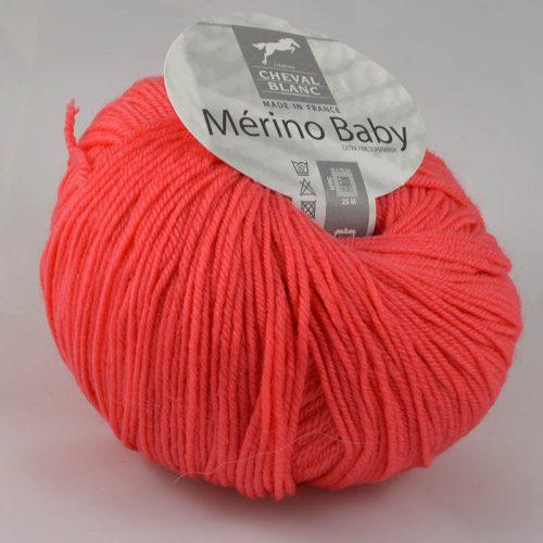 Merino baby 105 Krevetová