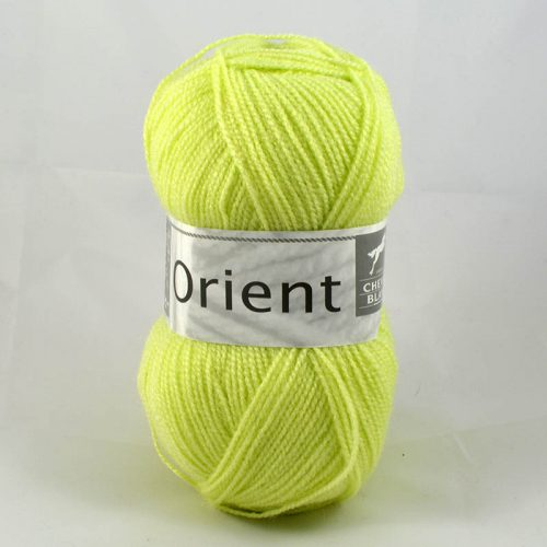 Orient 166 svetlá zelená