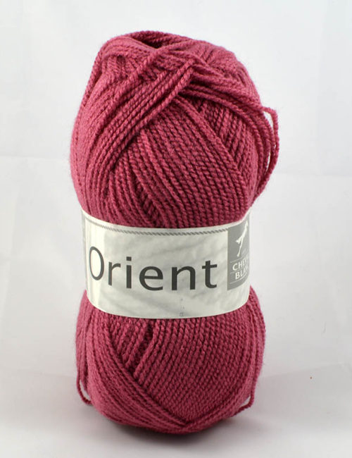 Orient 303 Tmavá staroružová